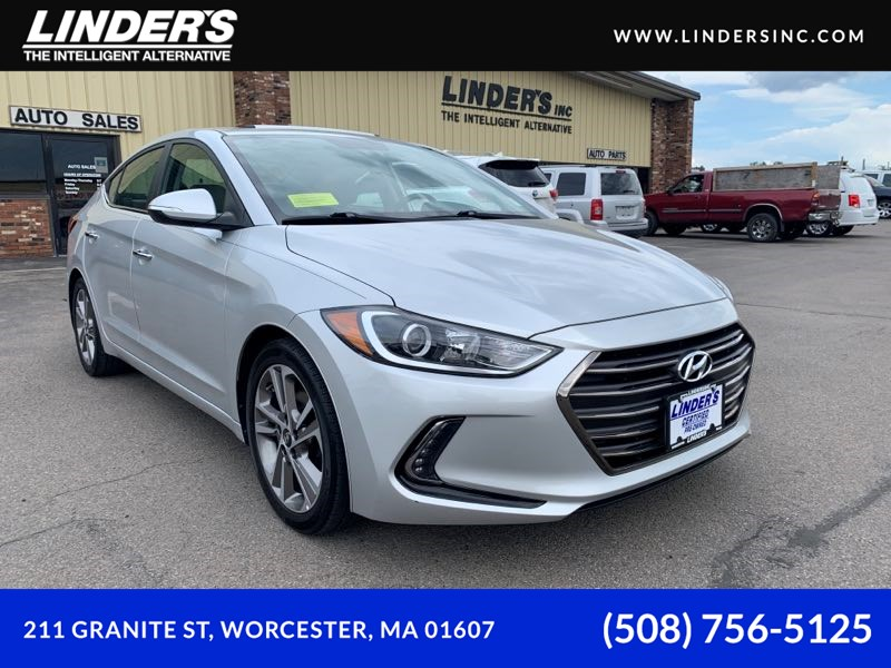 2017 Hyundai Elantra Limited W/Ultimate pkg