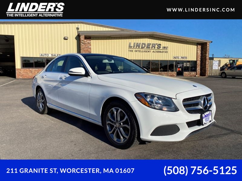 2017 Mercedes-Benz C 300 4MATIC Luxury Pkg