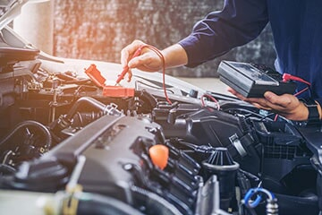 Transmission Diagnosis & Repair