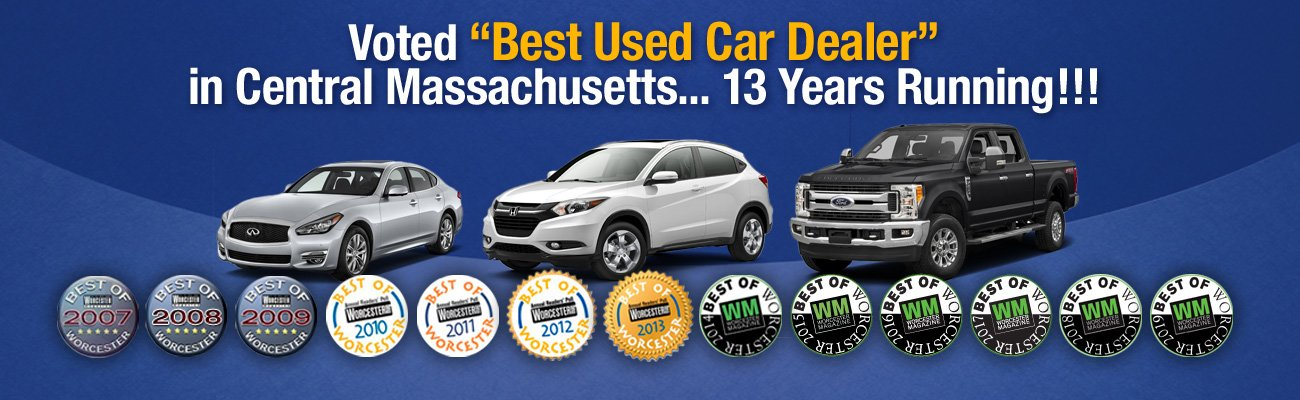 Linder's Inc  - Used Cars in Worcester