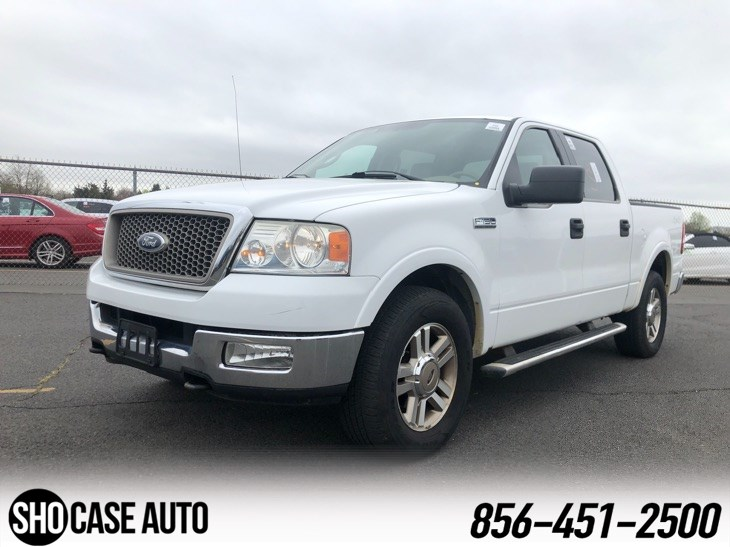 2005 ford f-150 transmission 4-speed automatic