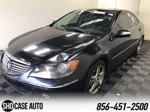 View 2005 Acura RL