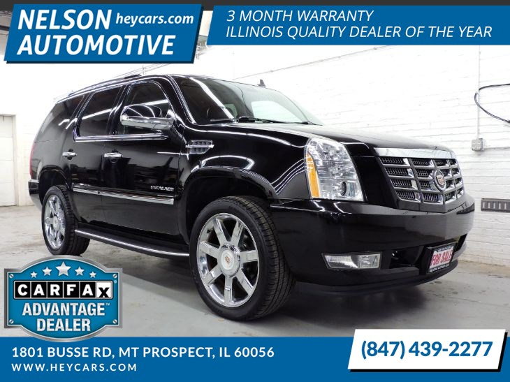 2012 Cadillac Escalade Luxury - Nelson Automotive