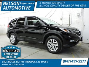 View 2015 Honda CR-V