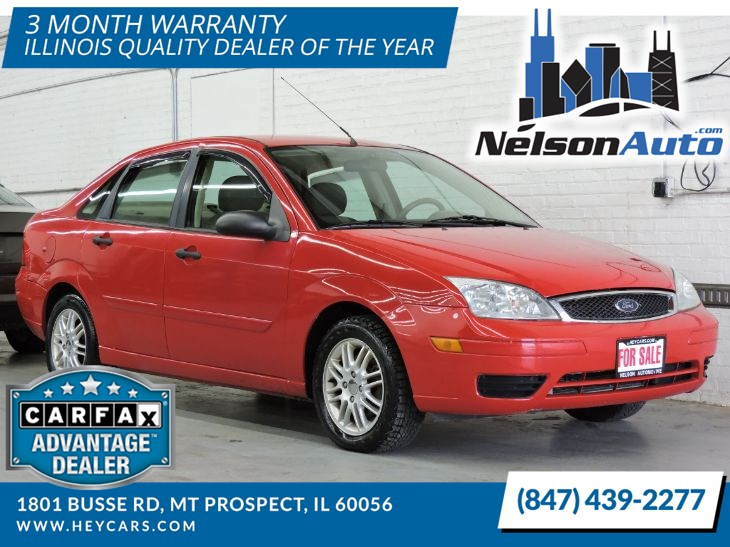 2005 Ford Focus S