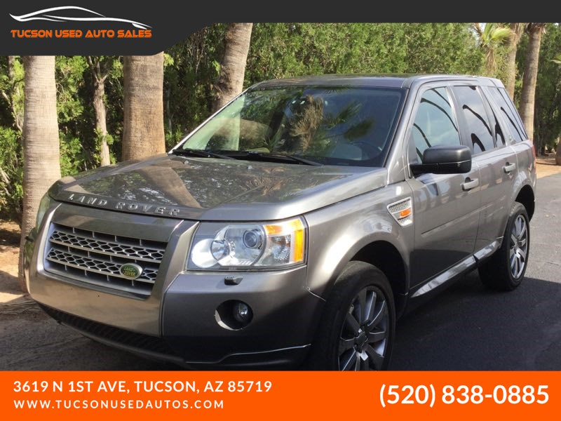 Used 2008 Land Rover Lr2 Hse In Tucson