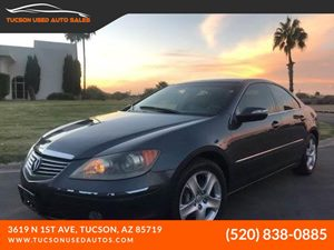 View 2006 Acura RL