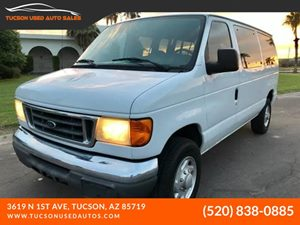 View 2007 Ford Econoline Wagon