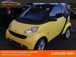 View 2008 smart fortwo