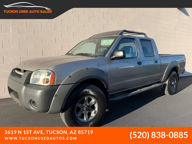 2002 Nissan Frontier 4WD XE