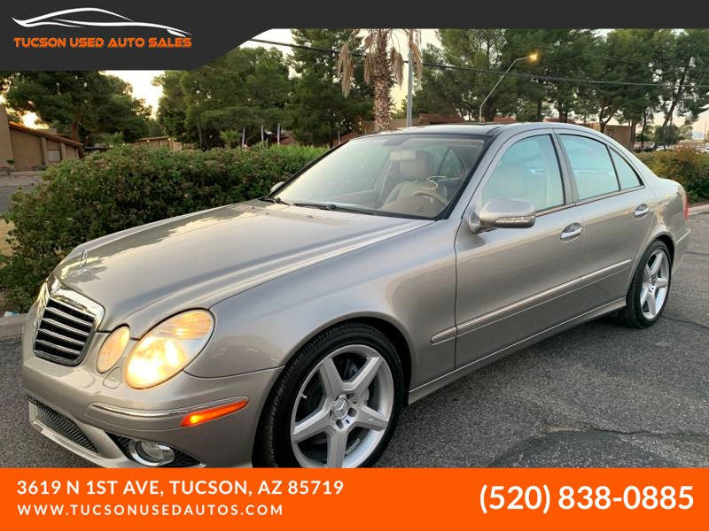 2009 Mercedes-Benz E350 Luxury Sedan