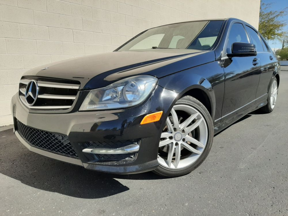 2014 Mercedes-Benz C 250 Luxury Sedan