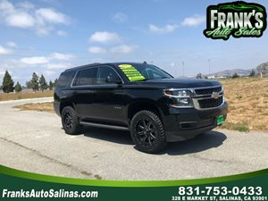 View 2015 Chevrolet Tahoe 4x4