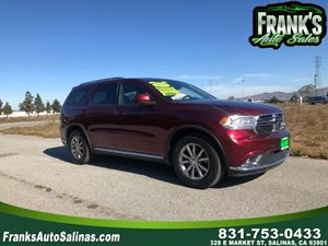 View 2017 Dodge Durango