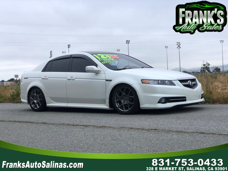 2008 Acura Tl Type S Navigation >> 2008 Acura Tl Type S Frank S Auto Sales