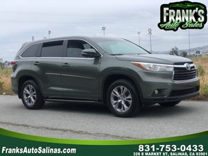 View 2015 Toyota Highlander
