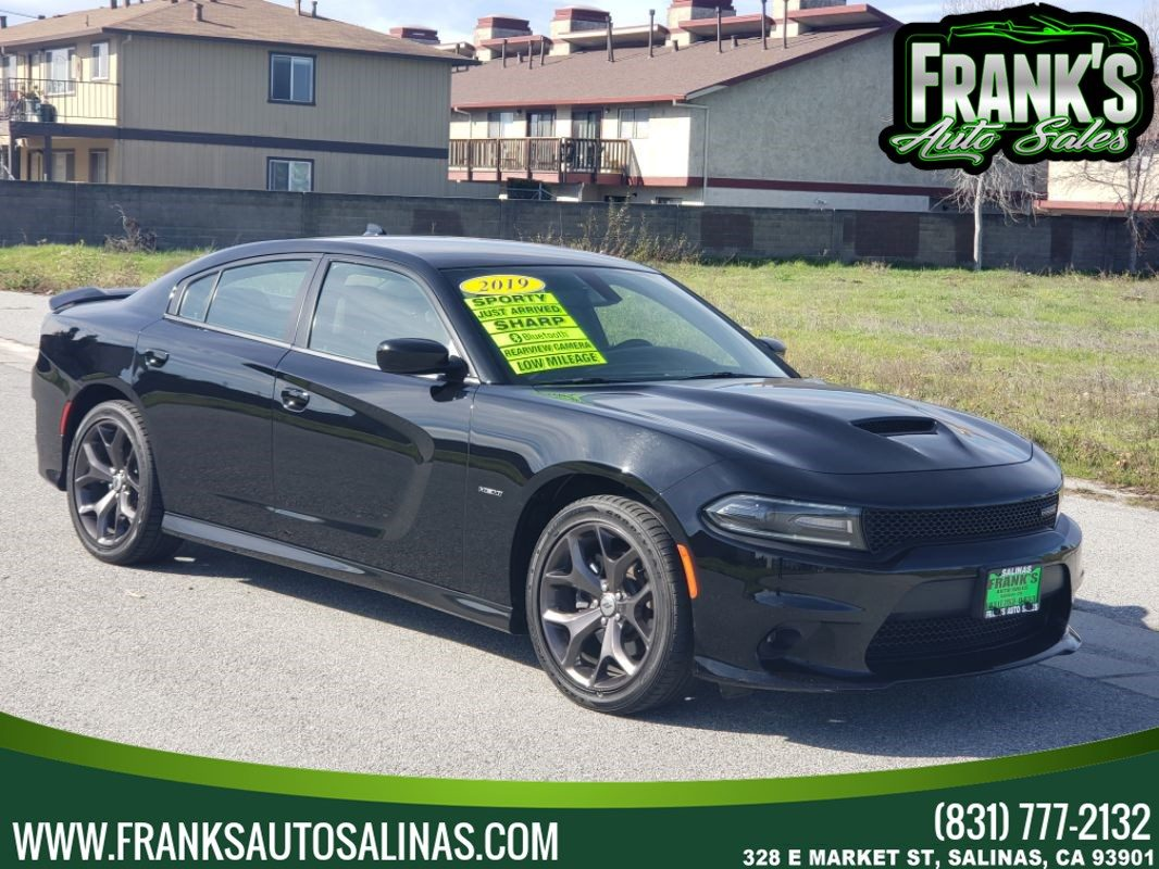 Sold 2019 Dodge Charger R T Rwd In Salinas