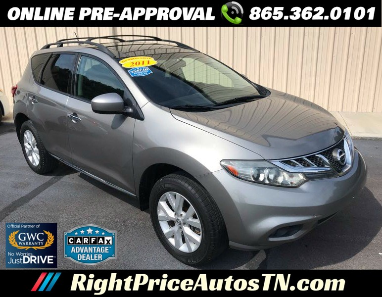 2011 Nissan Murano SV - Right Price Auto TN