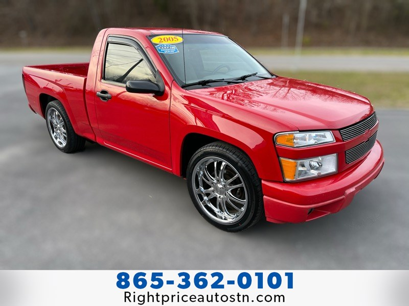 2005 Chevrolet Colorado Z85