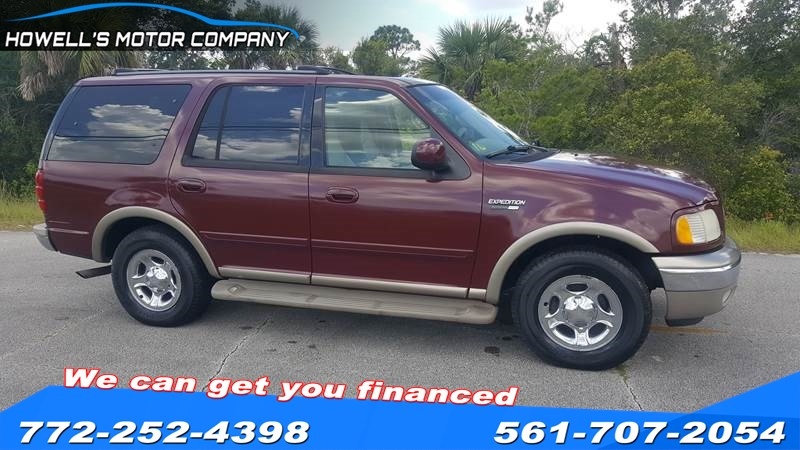 Used Ford Expedition Eddie Bauer In Fort Pierce - Ford expedition invoice price