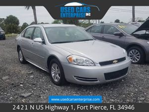 View 2014 Chevrolet Impala Limited