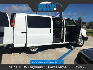 View 2011 Chevrolet Express Cargo Van