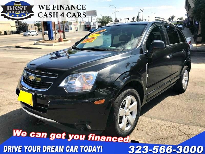Sold 2012 Chevrolet Captiva Sport Fleet Lt In South Gate