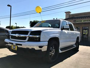 View 2006 Chevrolet Avalanche