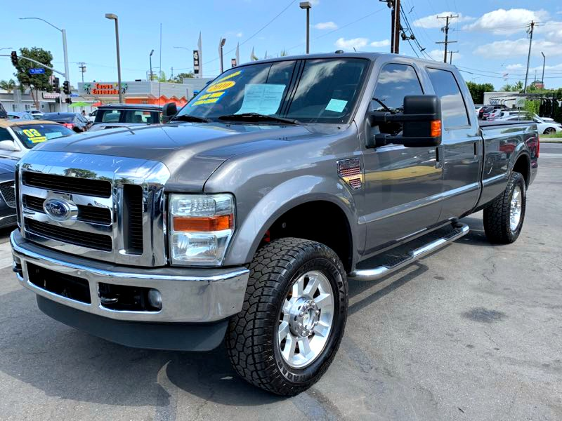 2010 Ford Super Duty F-250 SRW XLT  4X4  Diesel