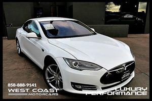 View 2013 Tesla Model S P85 *60/40 Split Seats* *Wifi Integration*
