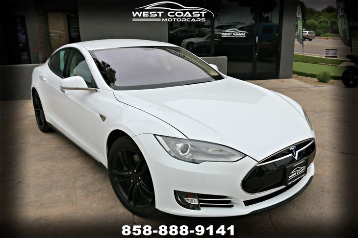 Used tesla for sale san diego