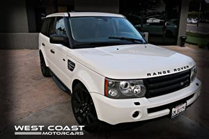 View 2006 Land Rover Range Rover Sport ($70,435)