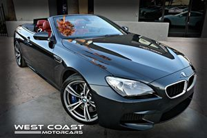 View 2013 BMW M6 *Convertible *540 Hp+* Paddle Shifters*