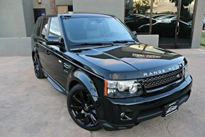 View 2013 Land Rover Range Rover Sport