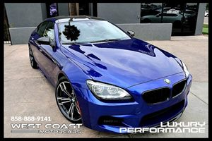 View 2014 BMW M6 GRAN COUPE