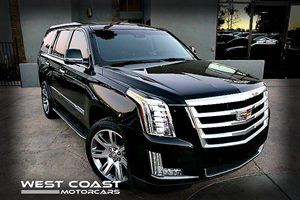 View 2015 Cadillac Escalade *Entertainment System* *Three Row Seats