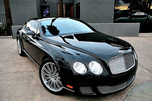 View 2009 Bentley Continental GT SPEED * Mulliner package