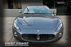 View 2011 Maserati GranTurismo *Grigio Mercury Wheels*Parking Sensor*