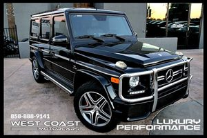 View 2014 Mercedes-Benz G-63 *AMG 4Matic* *Bi-Turbo* *Back Up Cam*