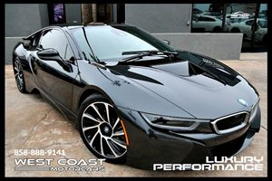 View 2015 BMW i8*PROTONIC FROZEN BLACK EDITION*still under