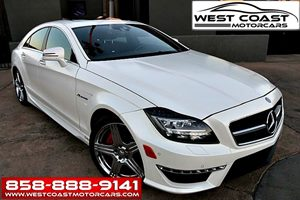 View 2012 Mercedes-Benz CLS 63 AMG *Bi-Turbo *Lorinsor Edition *518+HP