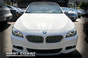View 2012 BMW 5 Series *400+HP TWIN-TURBO *DRIVER ASSISTANCE PKG