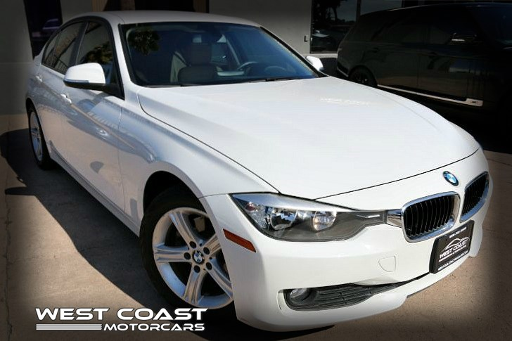 2014 BMW 3 Series *TWIN POWER TURBO *ONLY 39K MILES 320i *RARE COLOR COMBO *CLEAN CAR-FAX