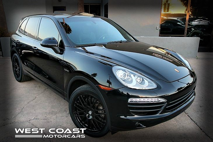 2012 Porsche Cayenne *PREMIUM PKG *RARE HARD TO FIND PRODUCT S Hybrid AWD *380+HP *MSRP($93,715)