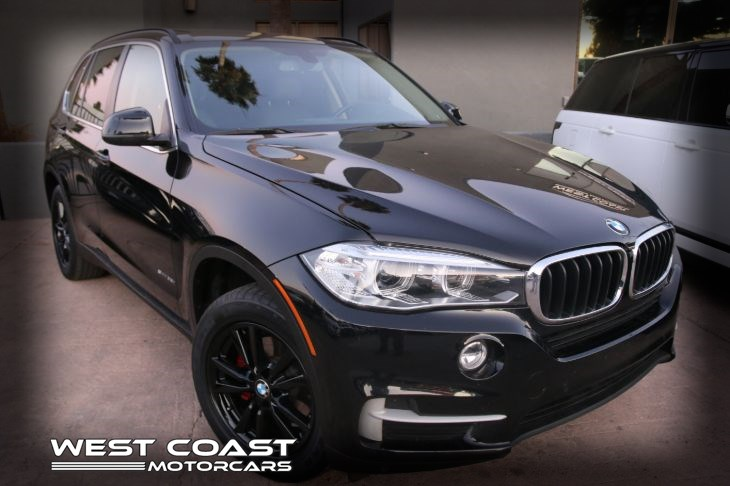 2015 BMW X5 TWIN TURBO * PREMIUM AND LIGHTING PKG sDrive35i *3RD ROW SEAT 7 PASSENGER * MSRP($71,400