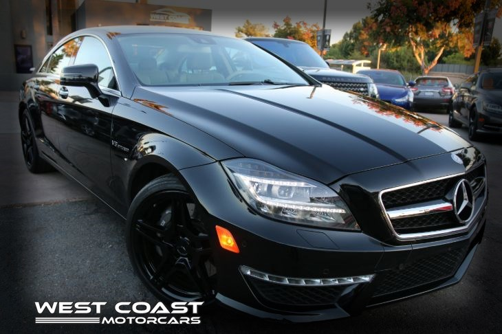 2012 Mercedes-Benz CLS 63 AMG DESIGNO *PREMIUM 1 & DRIVER ASSIST PKG BI-TURBO 518+HP *1 OWNER *MSRP($102,830)