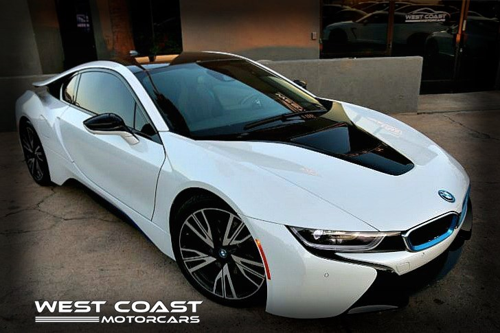 2014 BMW i8 *PURE IMPULSE EDITION *HIGHLY OPTIONED IMMACULATE CONDITION *ONLY 12K MILES(MSRP-$155K)