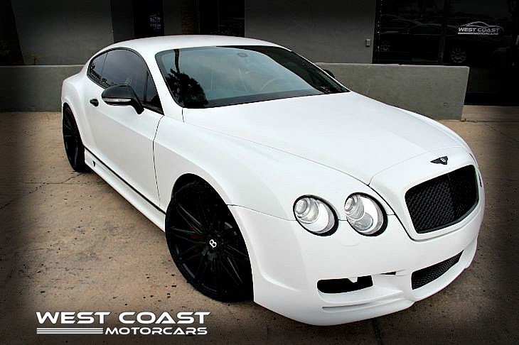2010 Bentley Continental GT*LIMITED SERIES 51 MULLINER EDITION* HIGHLY OPTIONED **ONLY 25K MILES** (MSRP-$210,200)
