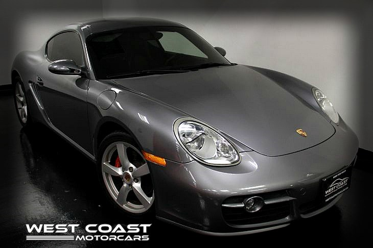 2006 Porsche Cayman S *1 OWNER *PREFERRED PKG HIGHLY OPTIONED *WELL MAINTAINED *MSRP($73,785)