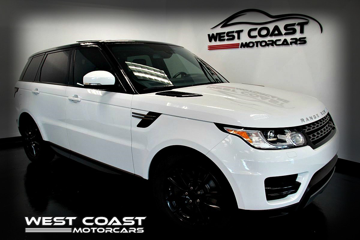 2014 Land Rover Range Rover Sport 4WD Supercharged *LUXURY PACKAGE CLIMATE COMFORT & VISIBILITY PKG*MSRP($81,770)